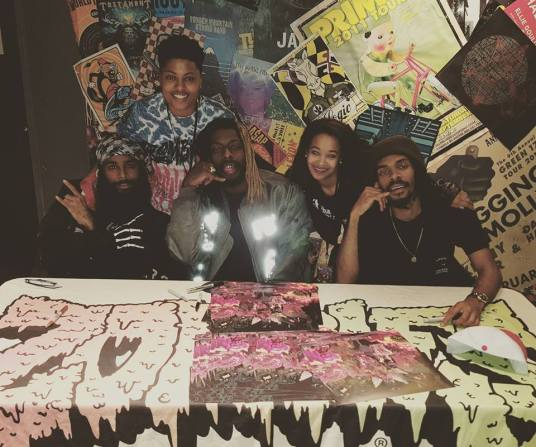 Flatbush Zombies: 3001 A Laced Odyssey Tour